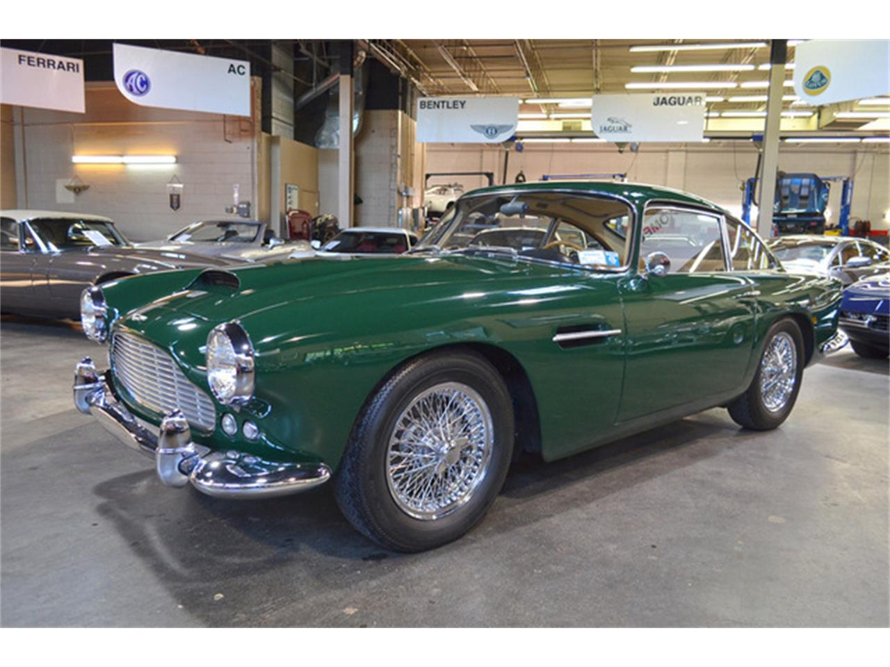 Large Picture of Classic '61 Aston Martin DB4 Series III - $695,000.00 Offered by Autosport Designs Inc - LBXY