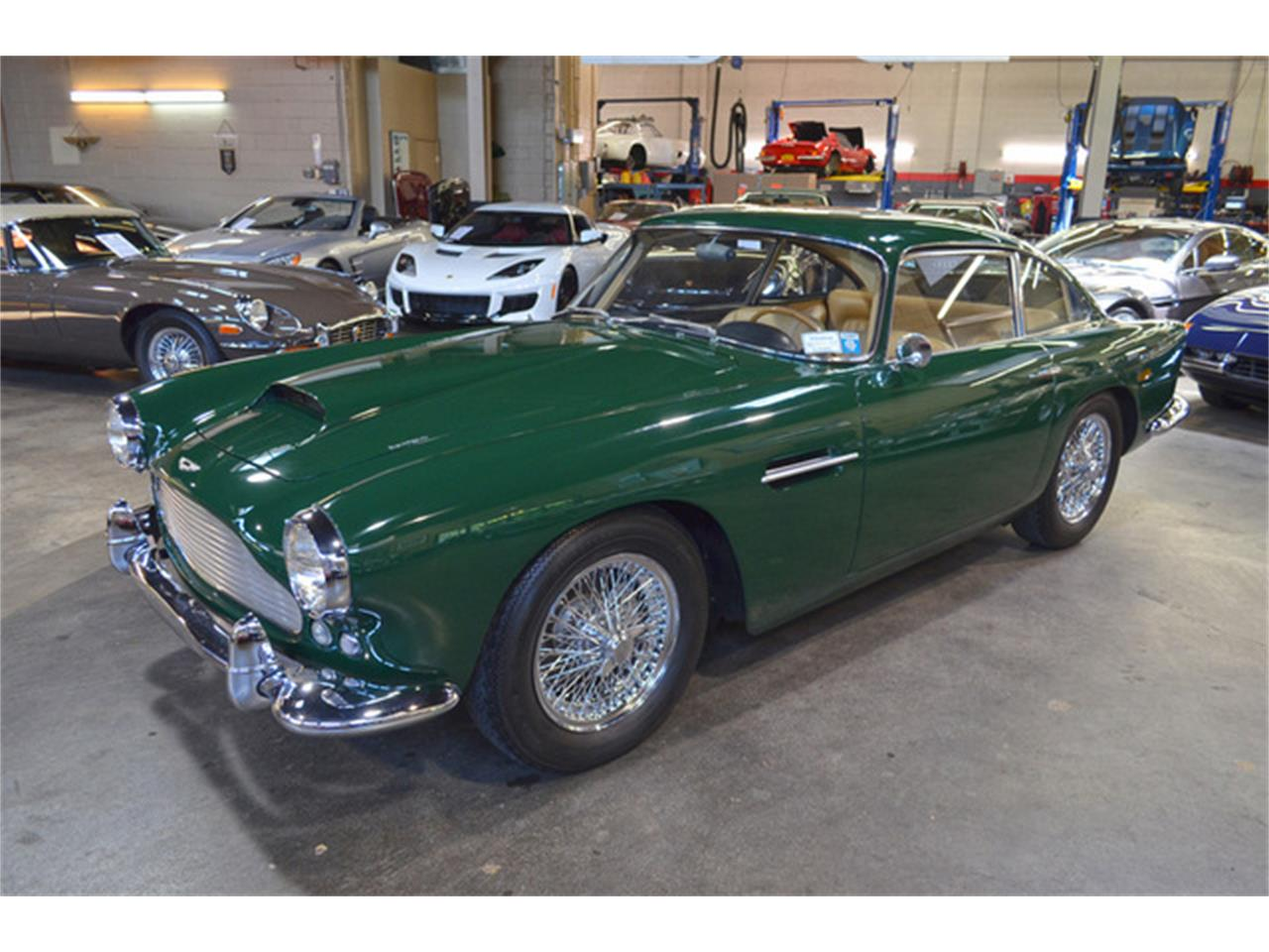 Large Picture of 1961 Aston Martin DB4 Series III - $695,000.00 - LBXY