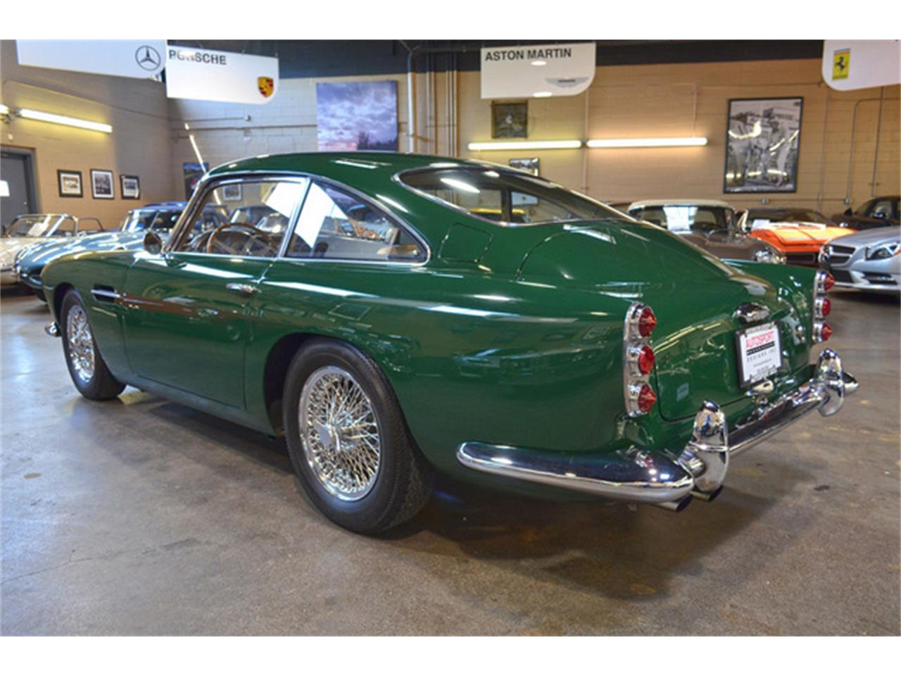Large Picture of '61 Aston Martin DB4 Series III located in Huntington Station New York - $695,000.00 Offered by Autosport Designs Inc - LBXY