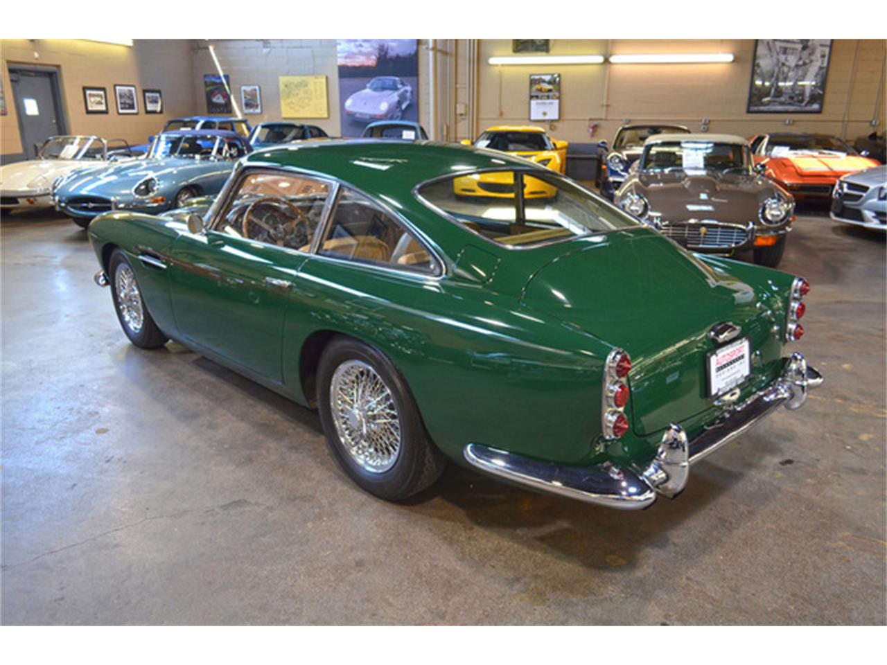 Large Picture of Classic '61 DB4 Series III located in Huntington Station New York - $695,000.00 Offered by Autosport Designs Inc - LBXY