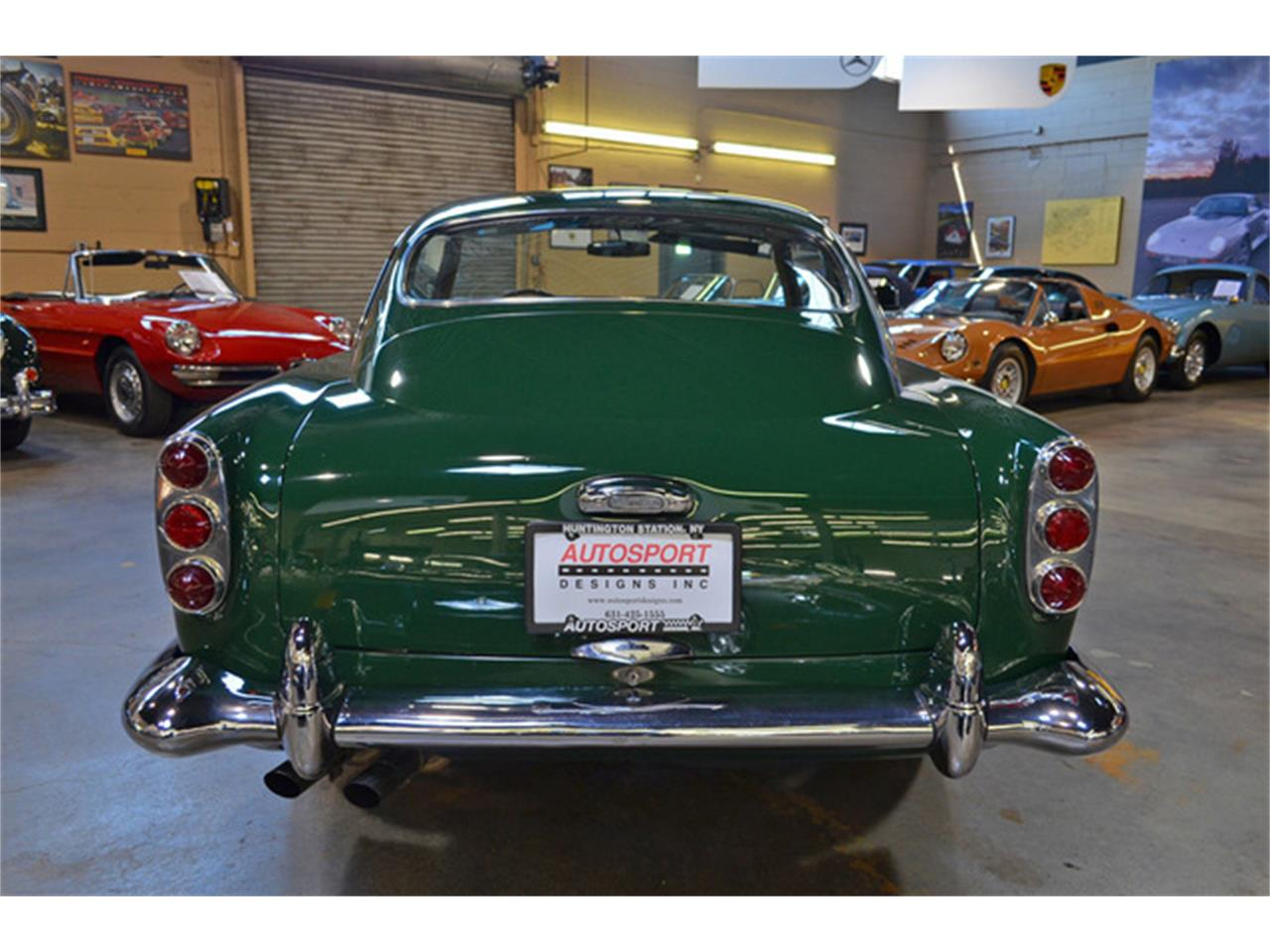 Large Picture of Classic 1961 DB4 Series III - $695,000.00 - LBXY