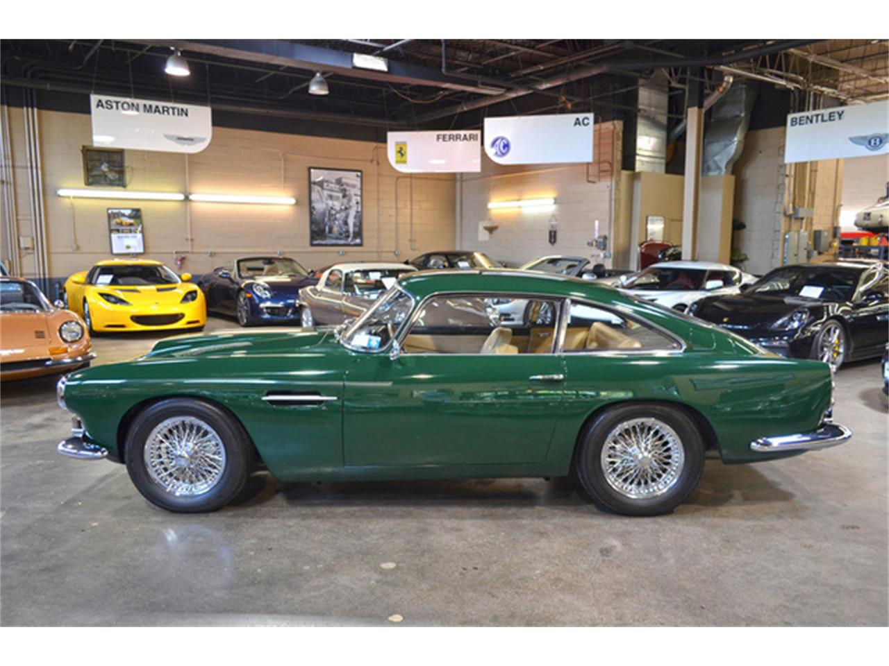 Large Picture of 1961 Aston Martin DB4 Series III Offered by Autosport Designs Inc - LBXY