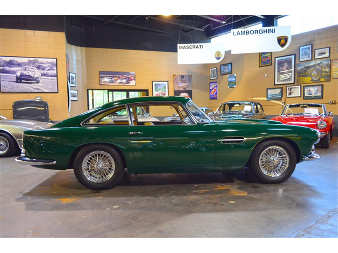 Large Picture of Classic 1961 DB4 Series III located in New York - $695,000.00 Offered by Autosport Designs Inc - LBXY