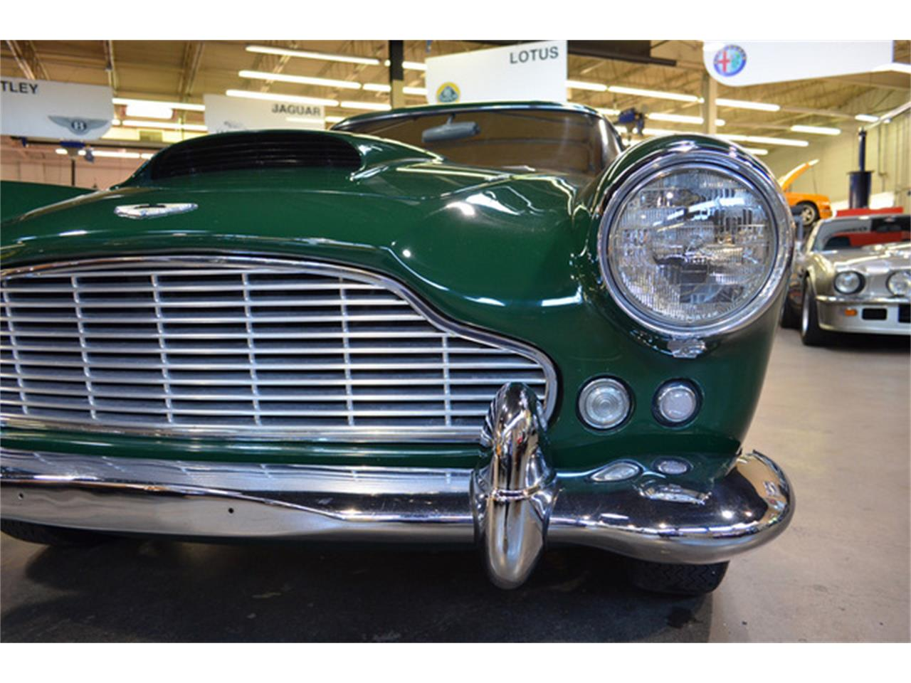 Large Picture of Classic 1961 DB4 Series III located in New York - LBXY