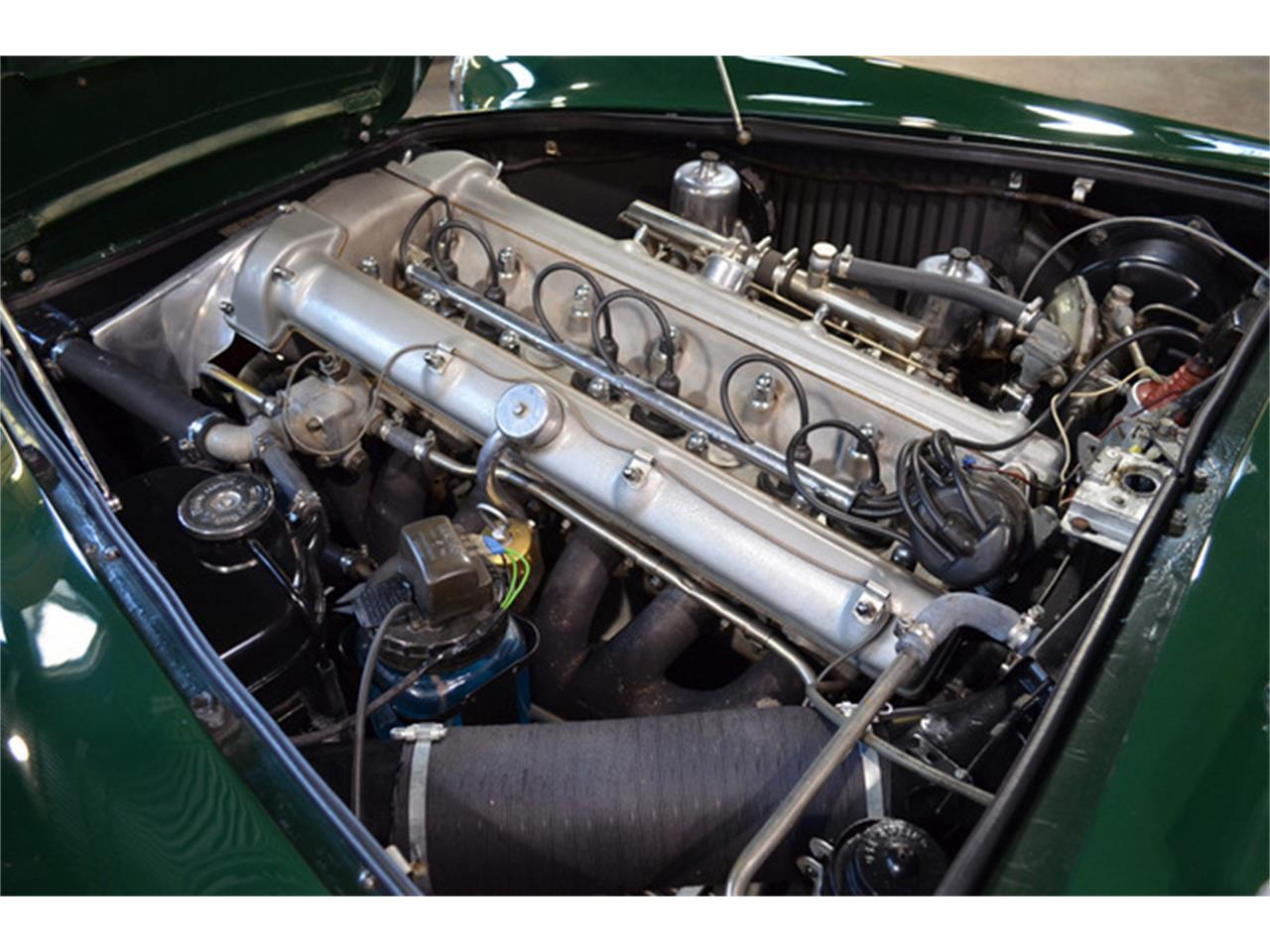 Large Picture of 1961 DB4 Series III - LBXY