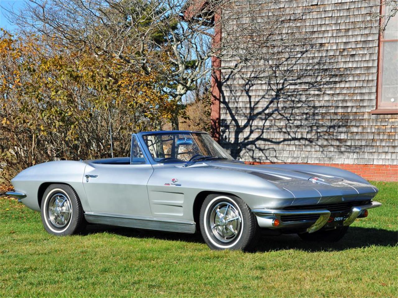 1963 Chevrolet Corvette For Sale Classiccars Com Cc 995260
