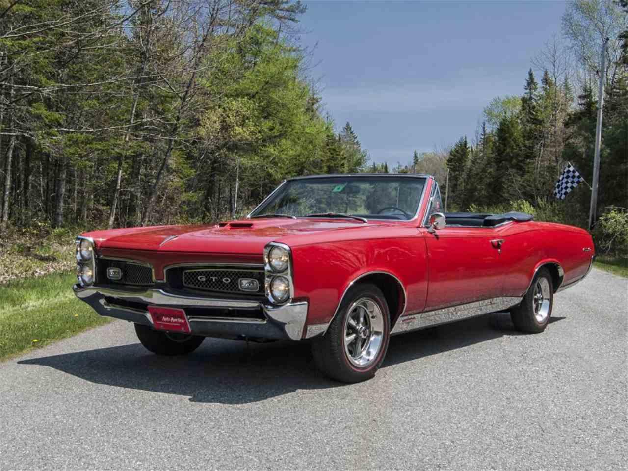 1967 Pontiac GTO for Sale | ClassicCars.com | CC-995267