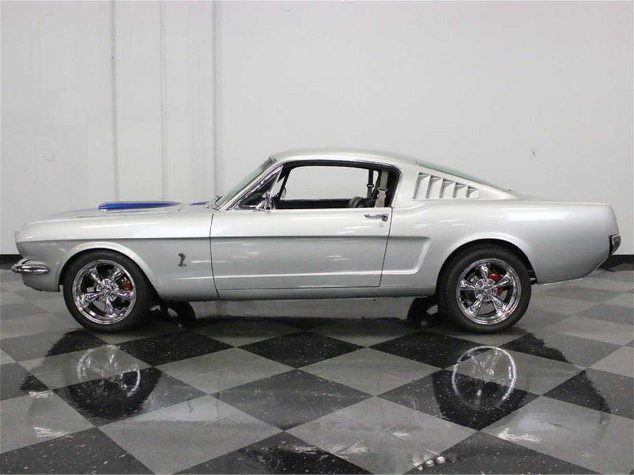 For Sale: 1965 Ford Mustang Fastback Restomod in Ft Worth, Texas