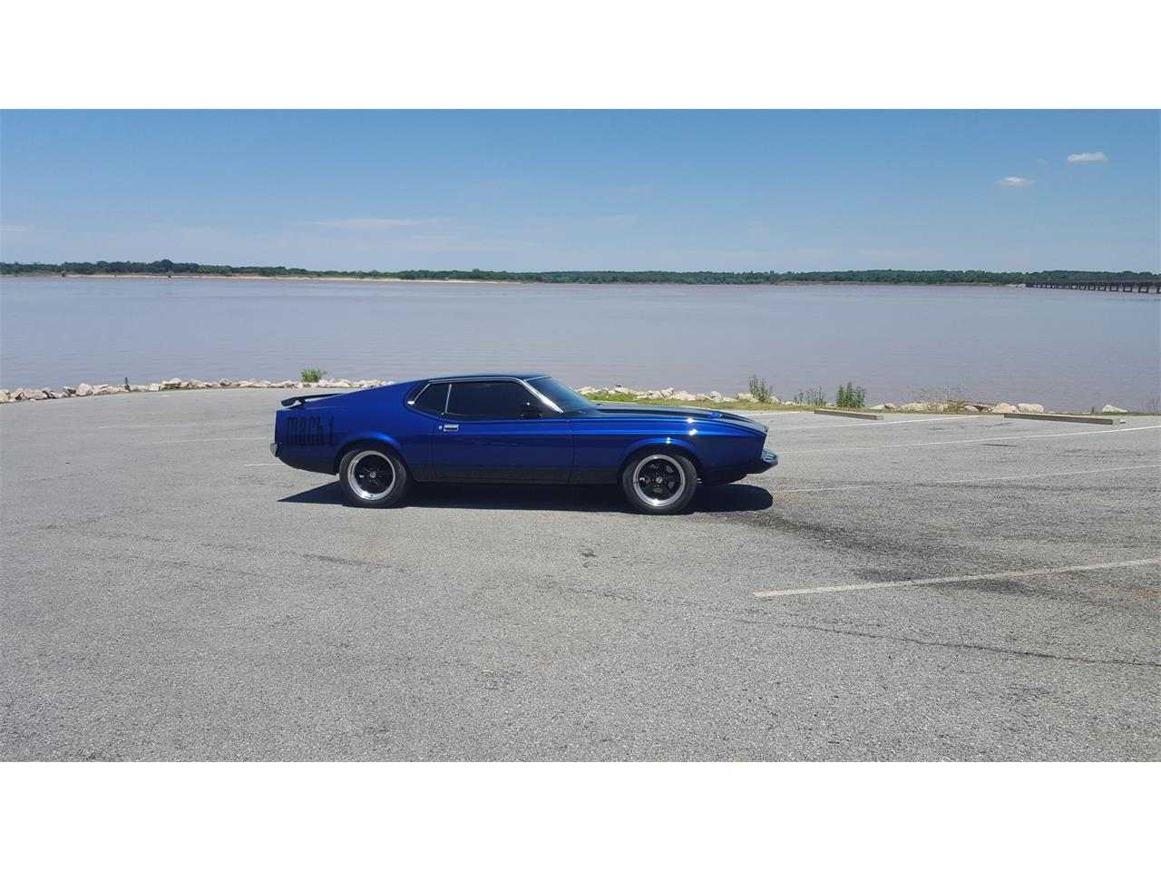 Large Picture of 1973 Mustang Mach 1 located in Texas - $45,000.00 Offered by a Private Seller - LBYV