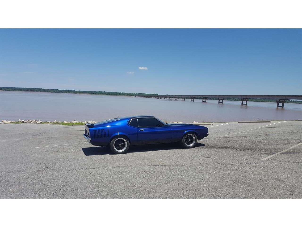 Large Picture of 1973 Mustang Mach 1 - $45,000.00 - LBYV