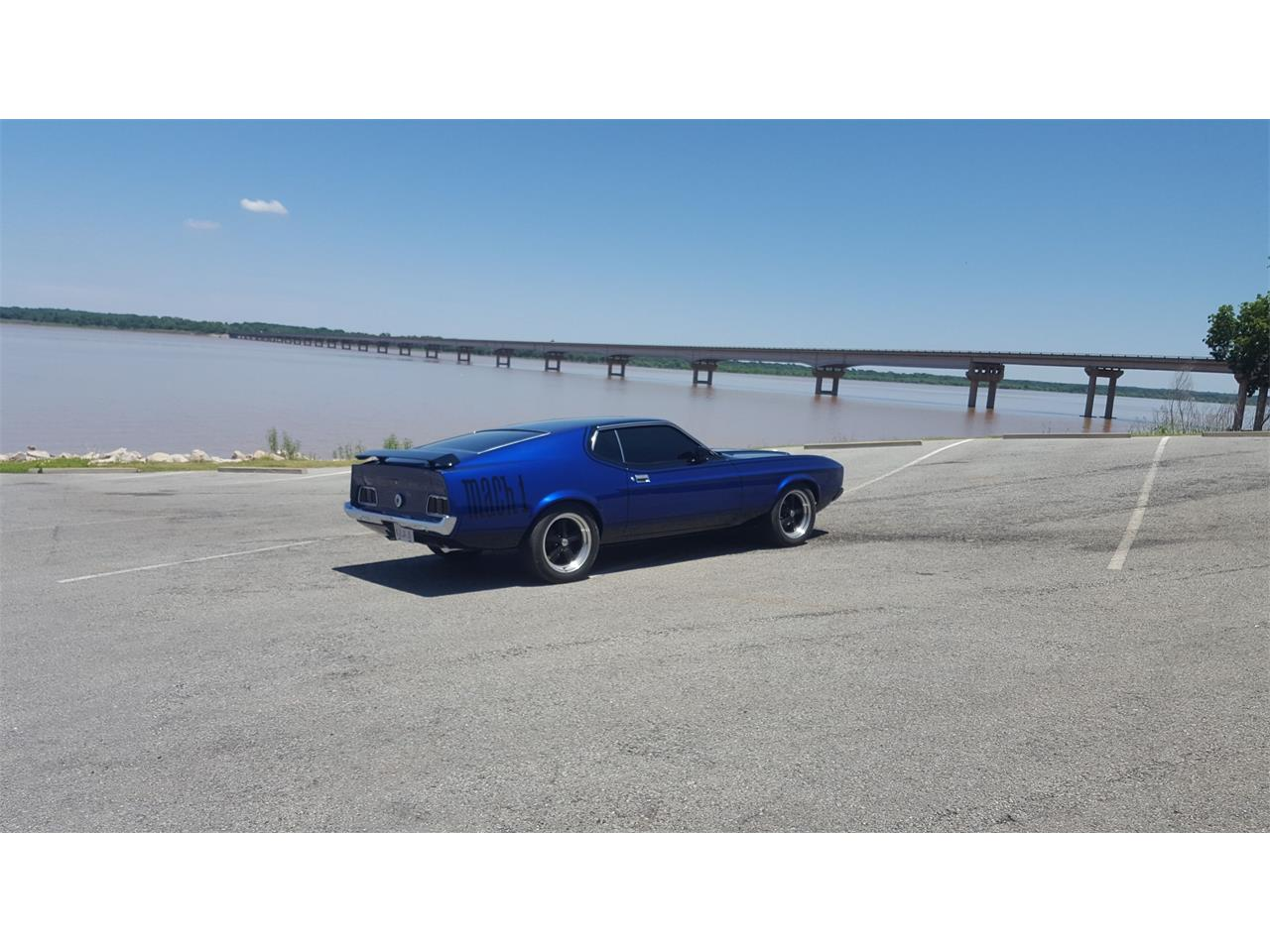 Large Picture of Classic '73 Ford Mustang Mach 1 - LBYV