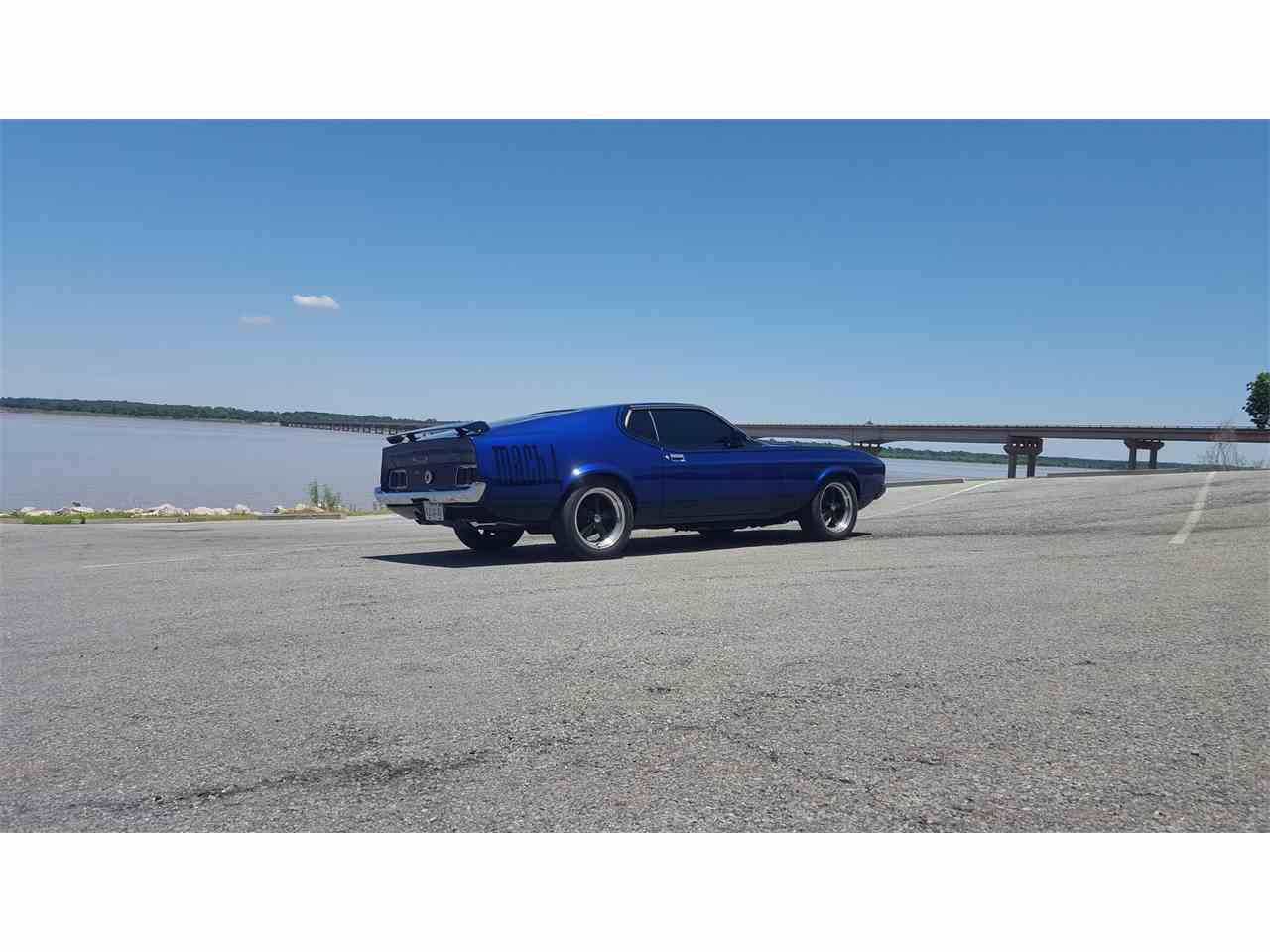 Large Picture of '73 Mustang Mach 1 - LBYV