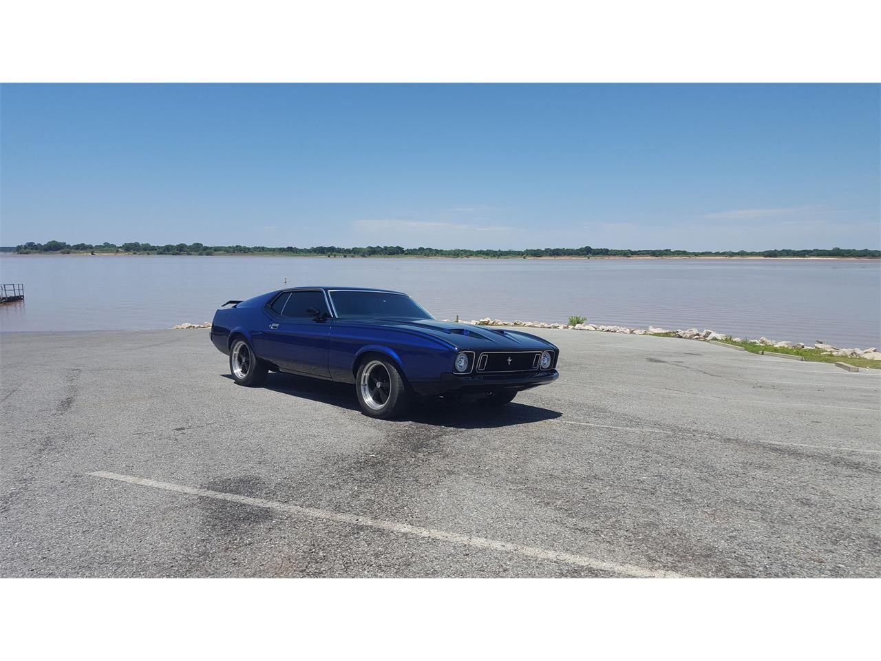 Large Picture of 1973 Ford Mustang Mach 1 located in Texas - LBYV