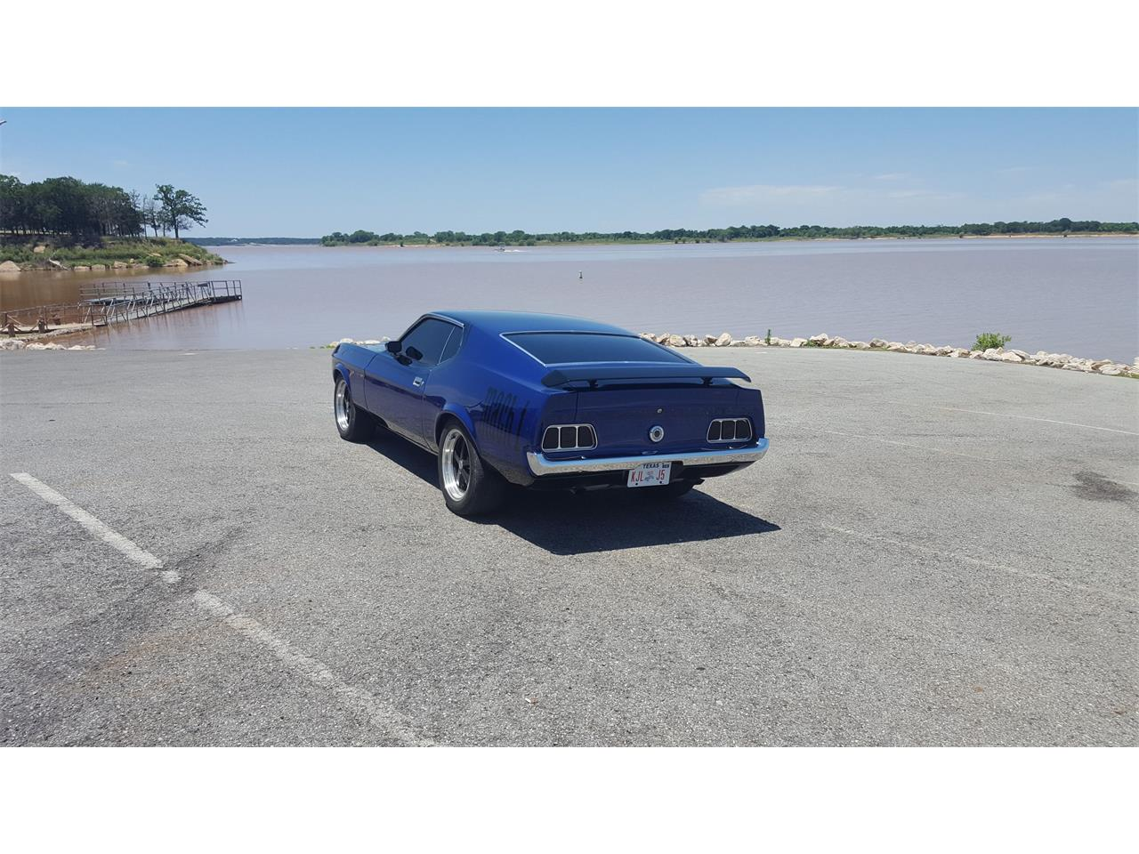 Large Picture of 1973 Ford Mustang Mach 1 located in Gordonville Texas - $45,000.00 Offered by a Private Seller - LBYV