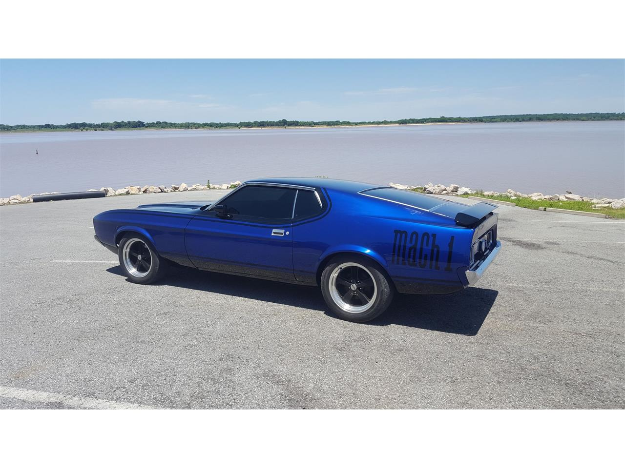 Large Picture of '73 Mustang Mach 1 - $45,000.00 Offered by a Private Seller - LBYV