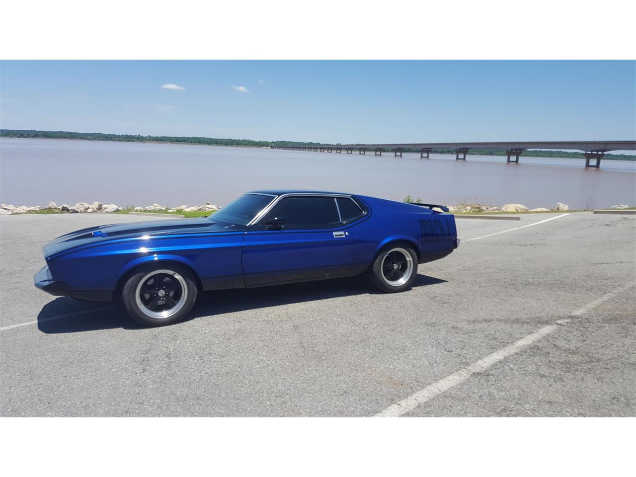 Large Picture of Classic '73 Mustang Mach 1 located in Texas - LBYV