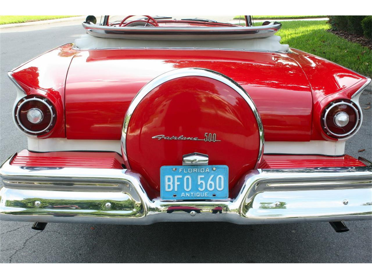 Large Picture of '57 Sunliner - LBZ7