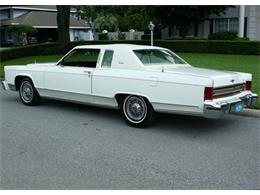 Picture of '79 Lincoln Town Car located in Florida - $17,500.00 - LBZD