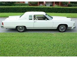 Picture of 1979 Lincoln Town Car located in Florida - $17,500.00 Offered by MJC Classic Cars - LBZD
