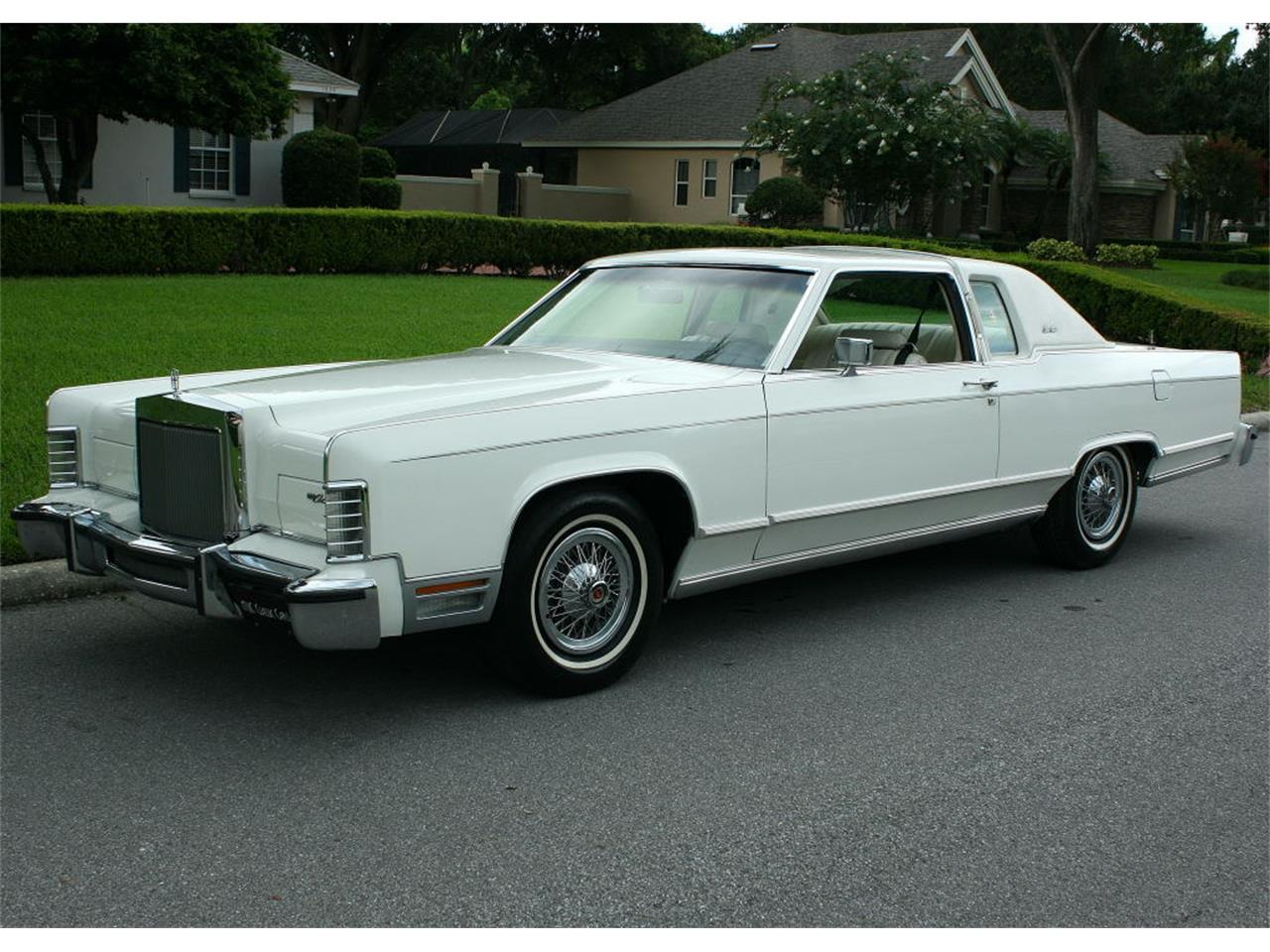 Large Picture of 1979 Lincoln Town Car - $17,500.00 Offered by MJC Classic Cars - LBZD