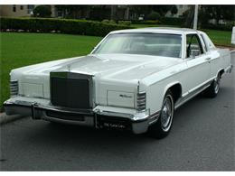 Picture of 1979 Lincoln Town Car Offered by MJC Classic Cars - LBZD
