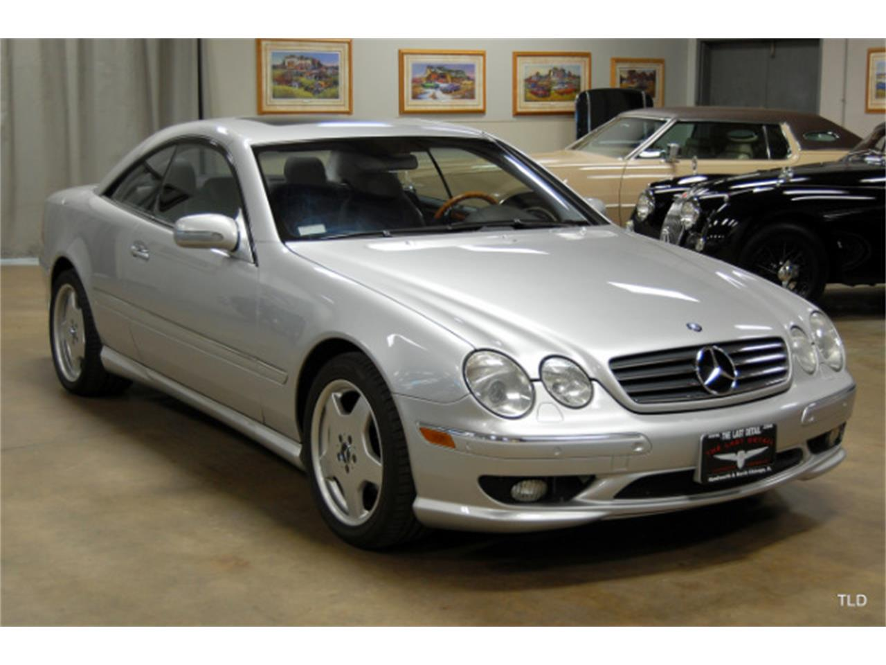 Large Picture of 2001 Mercedes-Benz CL-Class located in Chicago Illinois Offered by The Last Detail - LBZK