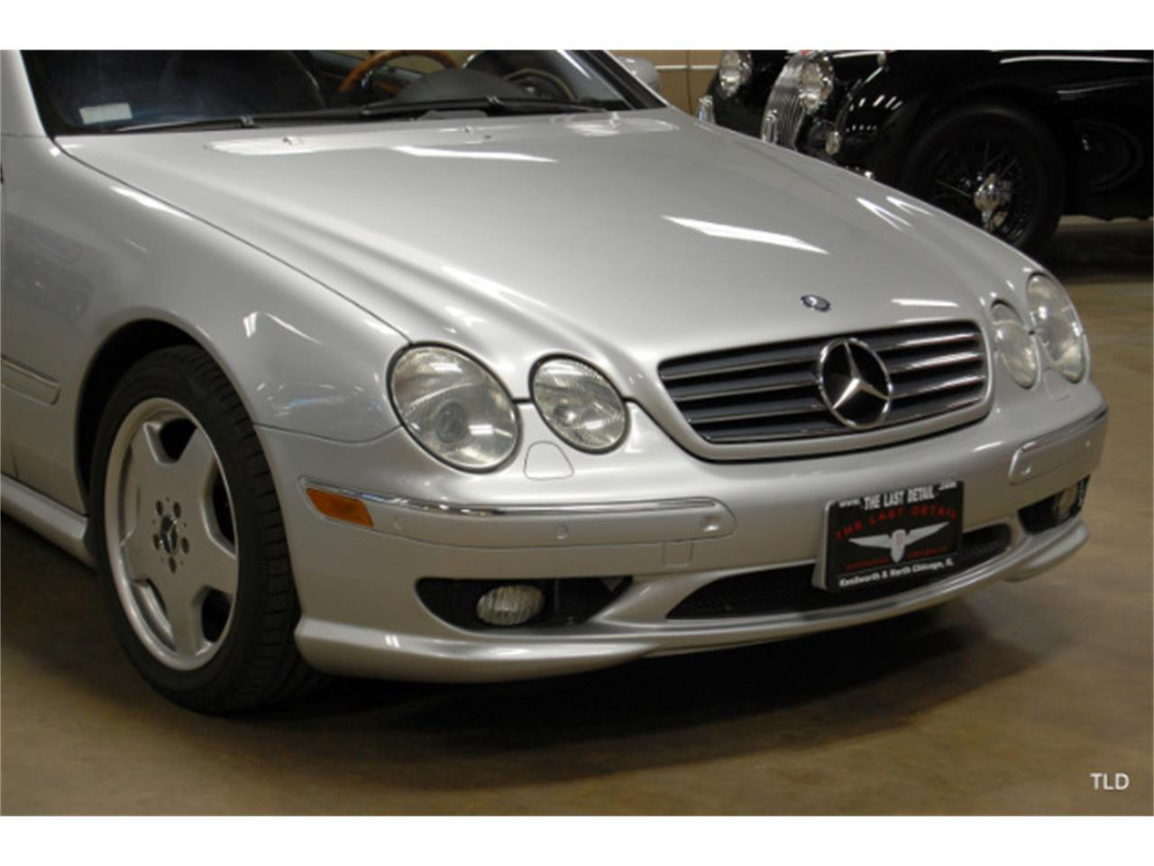 Large Picture of '01 Mercedes-Benz CL-Class located in Illinois - LBZK