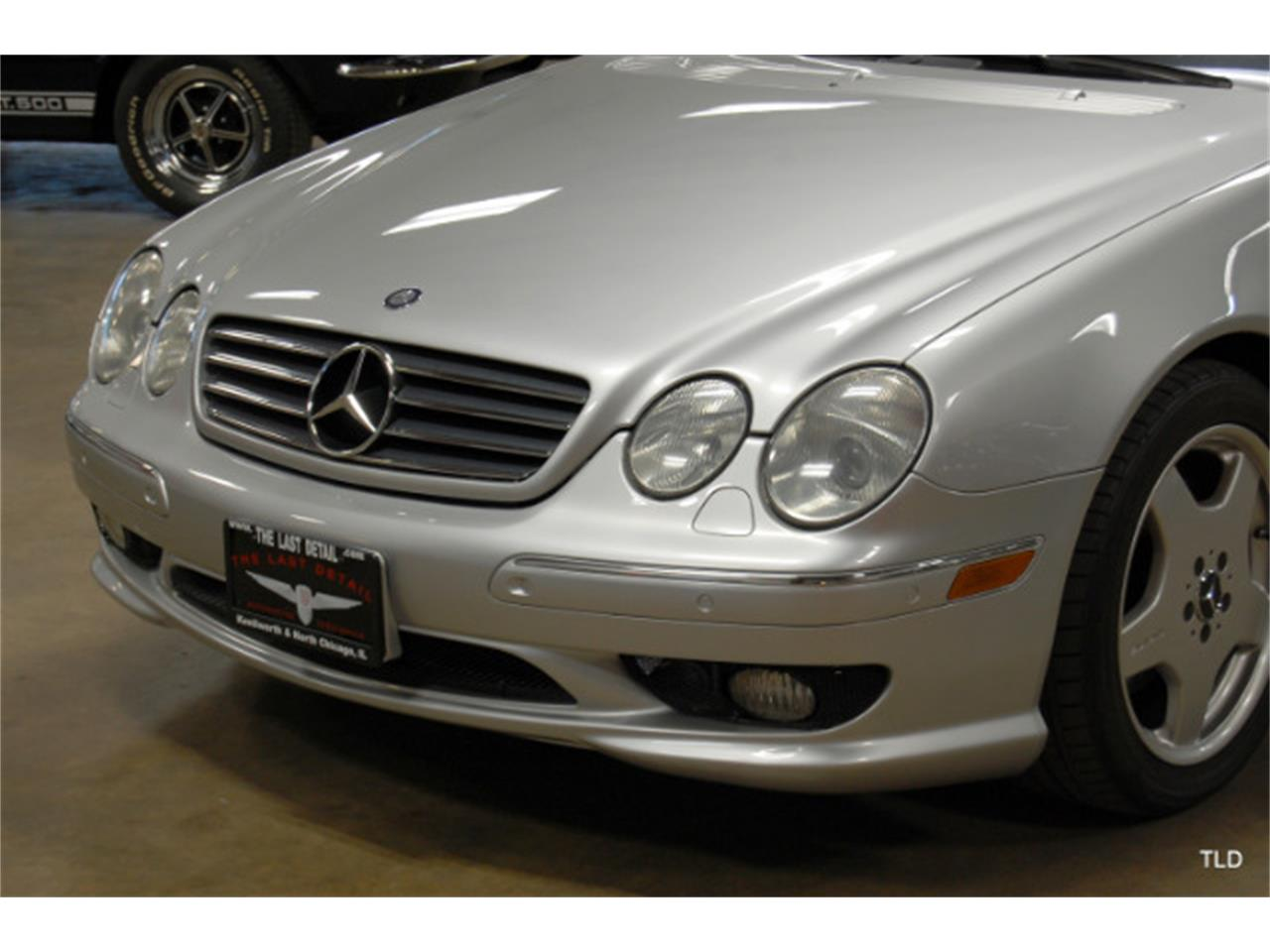 Large Picture of 2001 CL-Class located in Chicago Illinois - $11,000.00 - LBZK