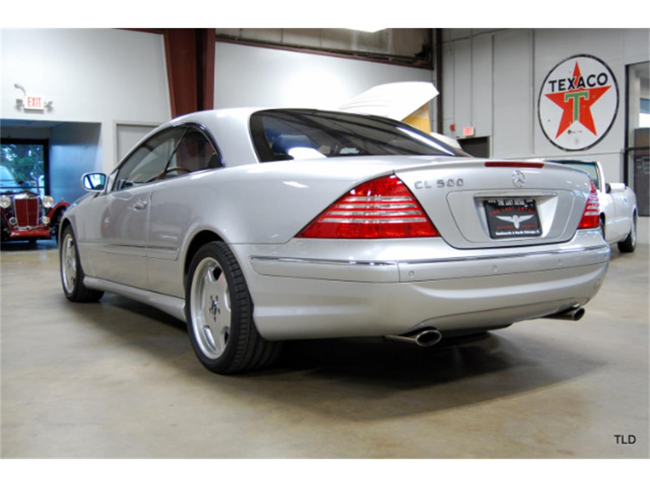 Large Picture of '01 CL-Class located in Illinois - $11,000.00 - LBZK