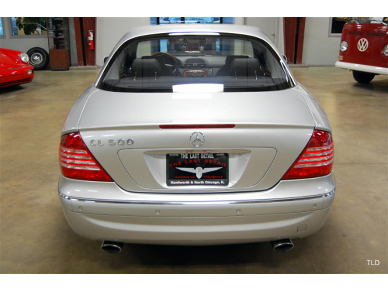 Large Picture of 2001 Mercedes-Benz CL-Class - LBZK