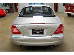 Picture of 2001 Mercedes-Benz CL-Class located in Illinois Offered by The Last Detail - LBZK