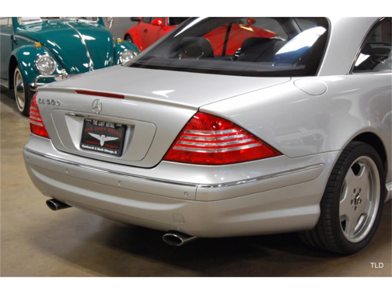 Large Picture of '01 Mercedes-Benz CL-Class located in Illinois Offered by The Last Detail - LBZK