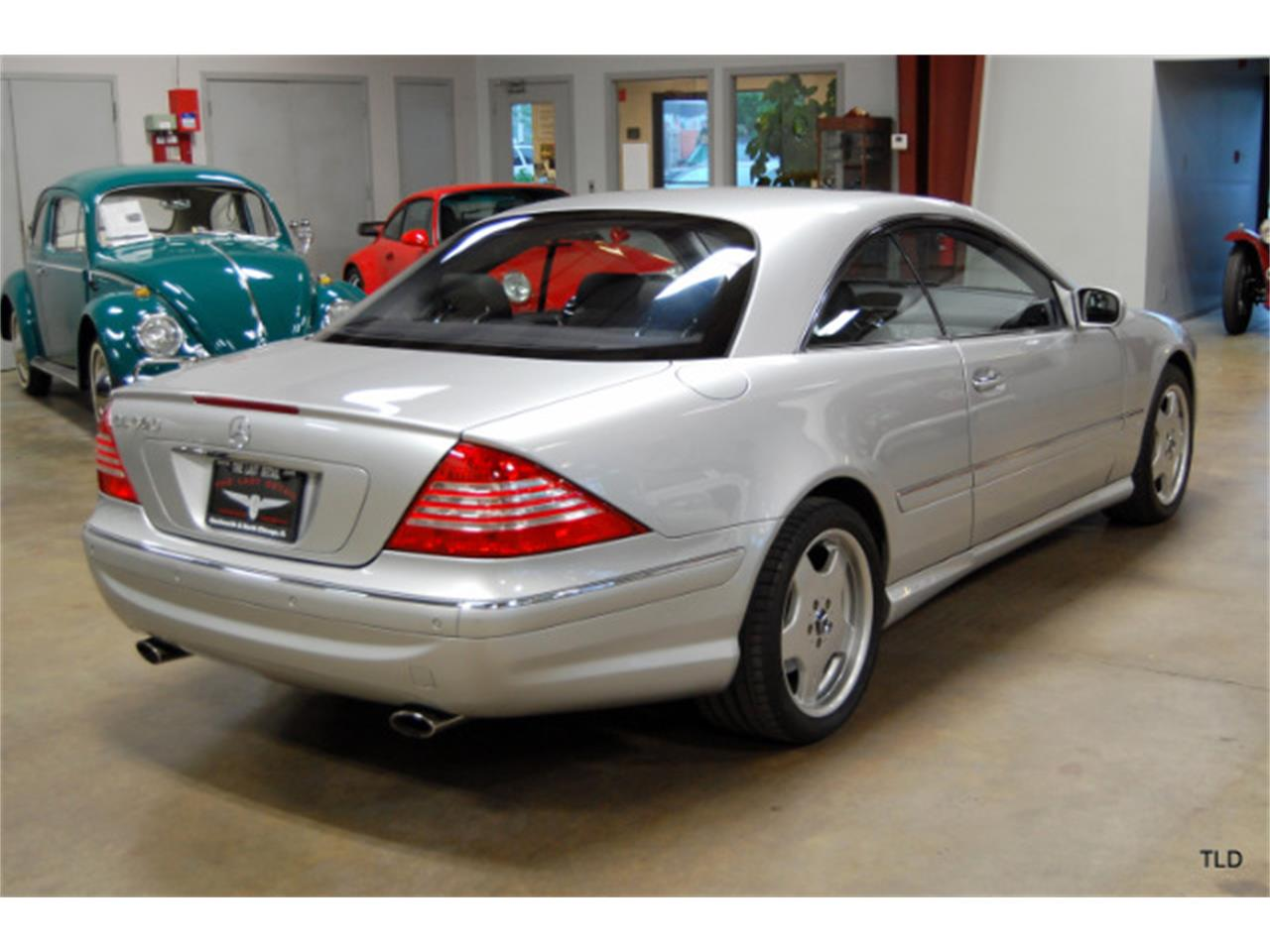 Large Picture of 2001 CL-Class - $11,000.00 - LBZK