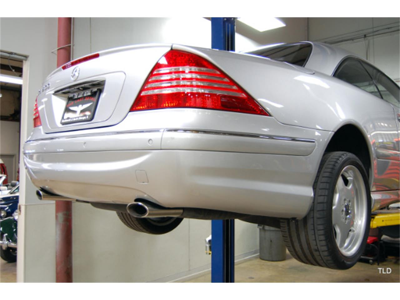 Large Picture of 2001 Mercedes-Benz CL-Class located in Chicago Illinois - $11,000.00 Offered by The Last Detail - LBZK