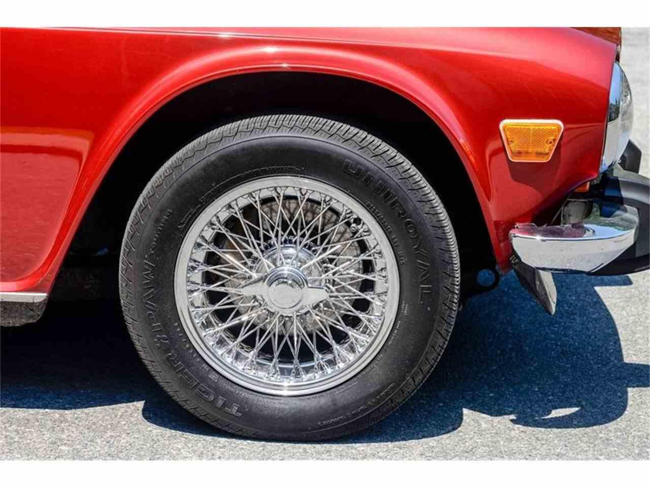1974 Triumph TR6 for Sale | ClassicCars.com | CC-995343