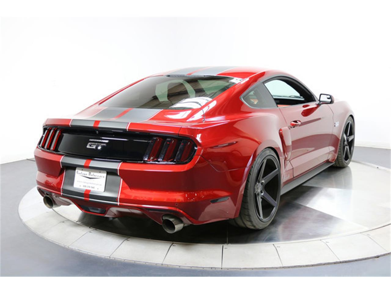 Large Picture of '16 Mustang - LC10