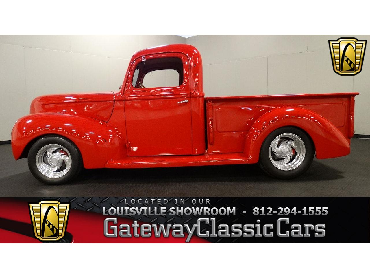 Large Picture of '41 Ford Pickup - LC36