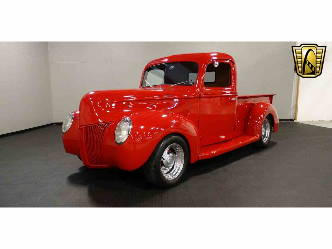 Large Picture of '41 Pickup - LC36