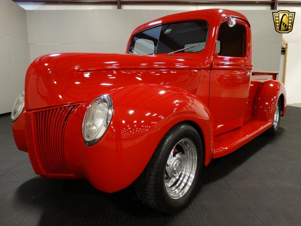 Large Picture of Classic 1941 Ford Pickup located in Memphis Indiana - $35,995.00 Offered by Gateway Classic Cars - Louisville - LC36