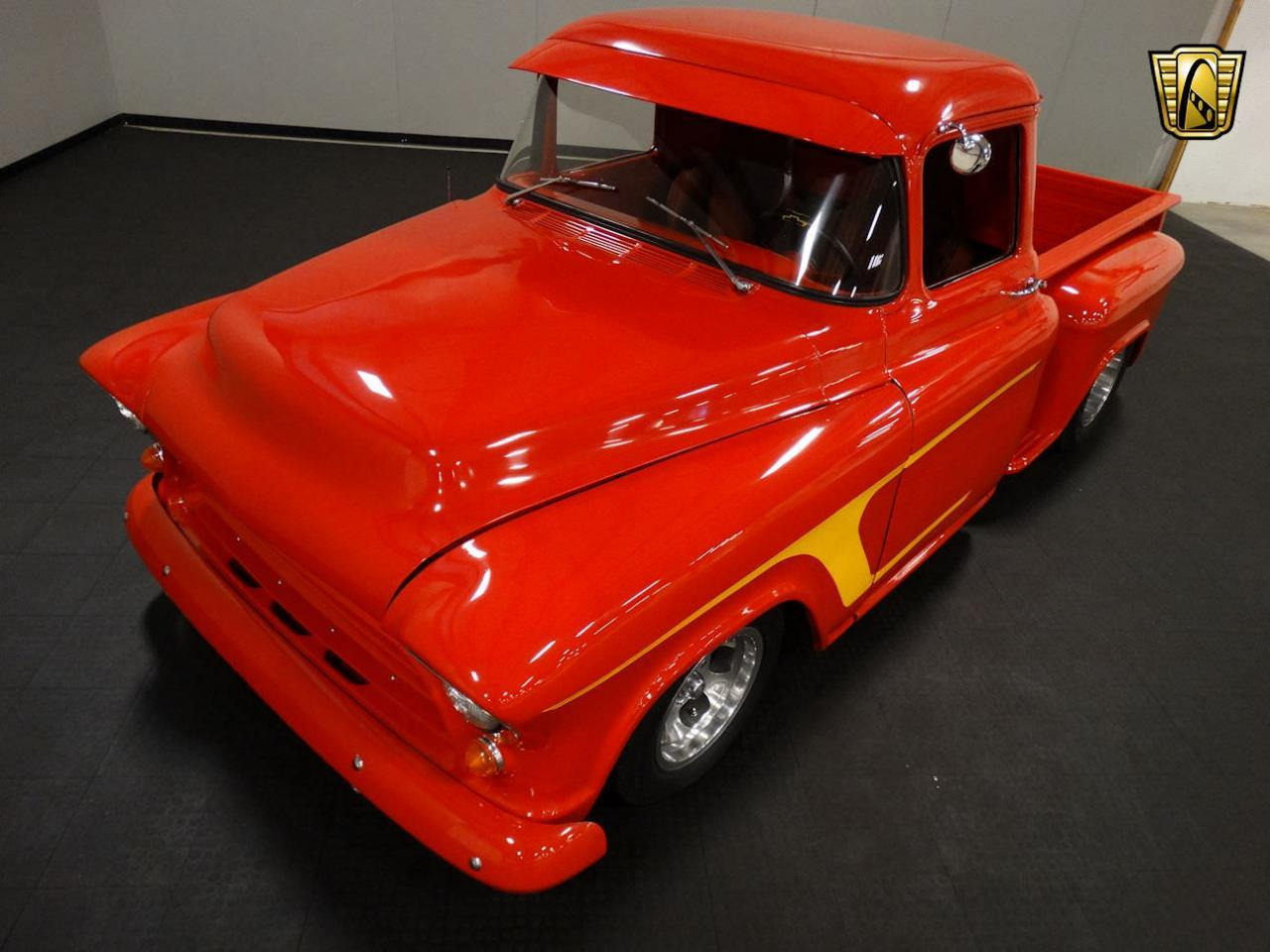 Large Picture of '55 Chevrolet 3100 located in Indiana - $25,995.00 Offered by Gateway Classic Cars - Louisville - LC38