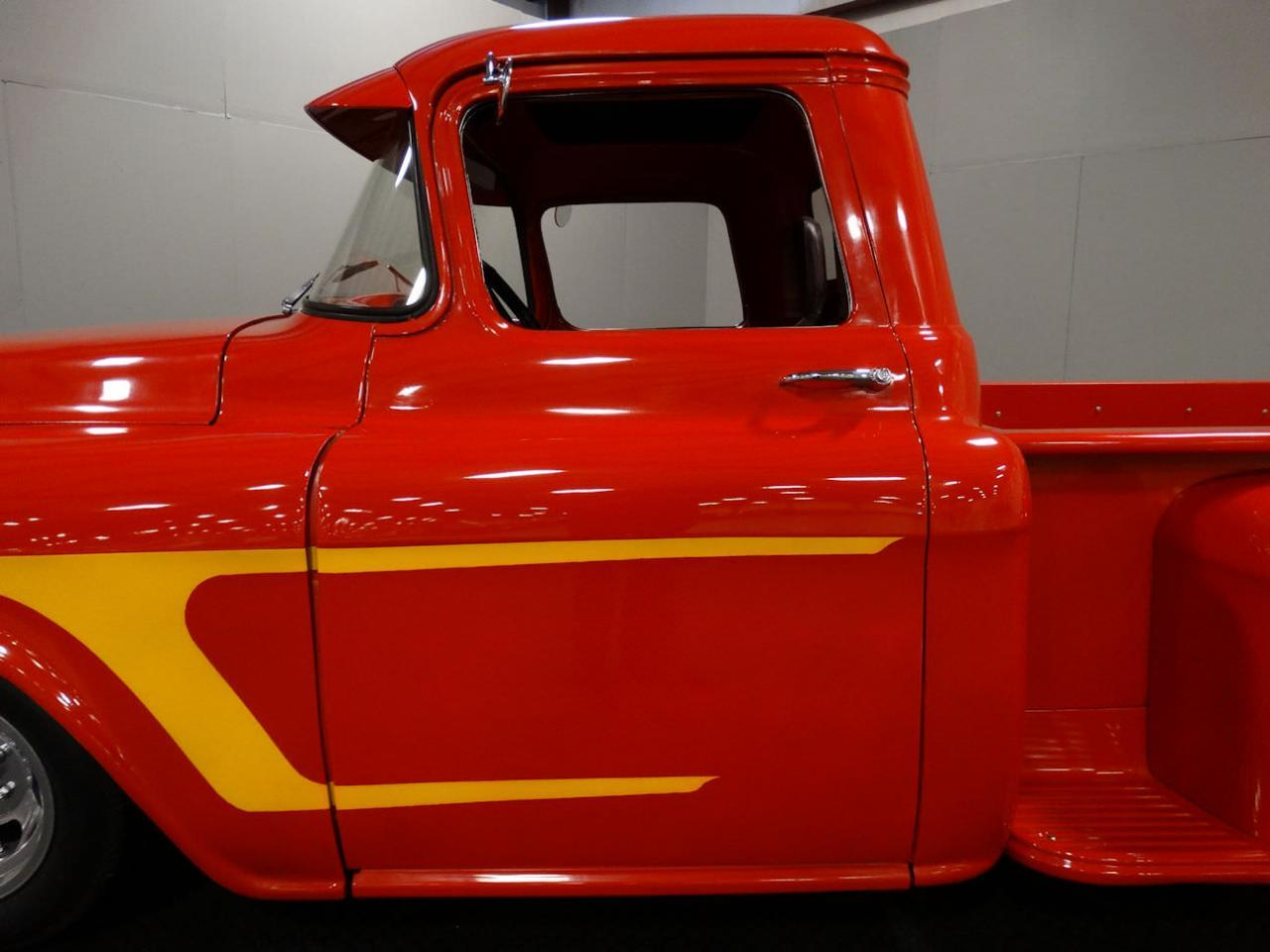 Large Picture of '55 3100 located in Memphis Indiana - $25,995.00 Offered by Gateway Classic Cars - Louisville - LC38