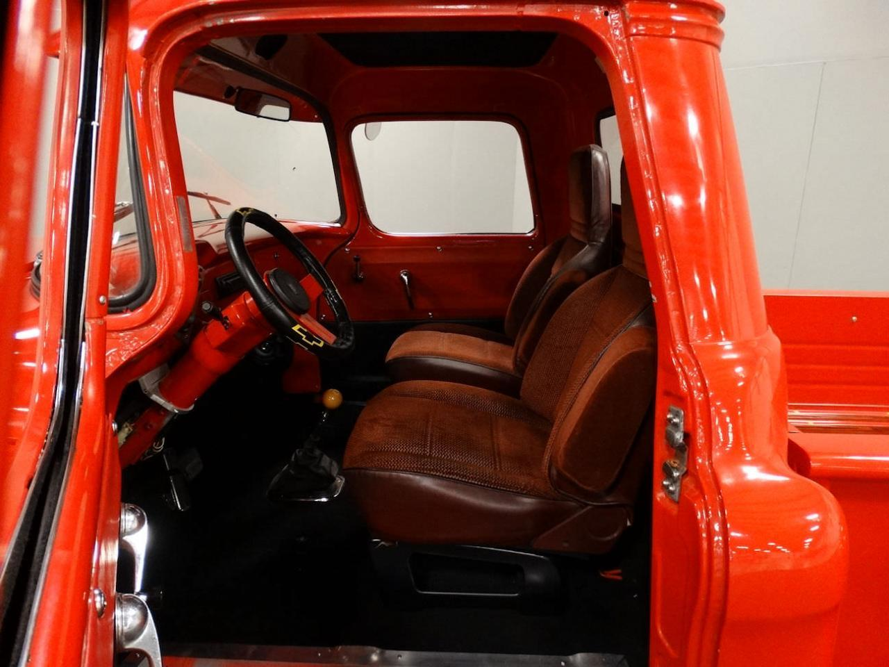 Large Picture of '55 Chevrolet 3100 located in Indiana - $25,995.00 - LC38