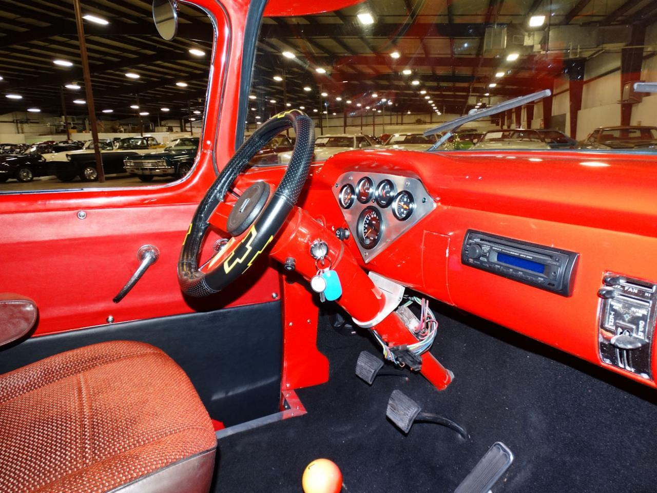 Large Picture of 1955 3100 located in Memphis Indiana - $25,995.00 Offered by Gateway Classic Cars - Louisville - LC38
