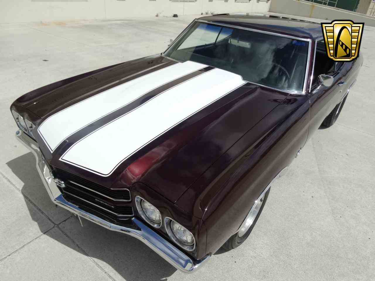 Large Picture of '70 Chevelle - LC3E