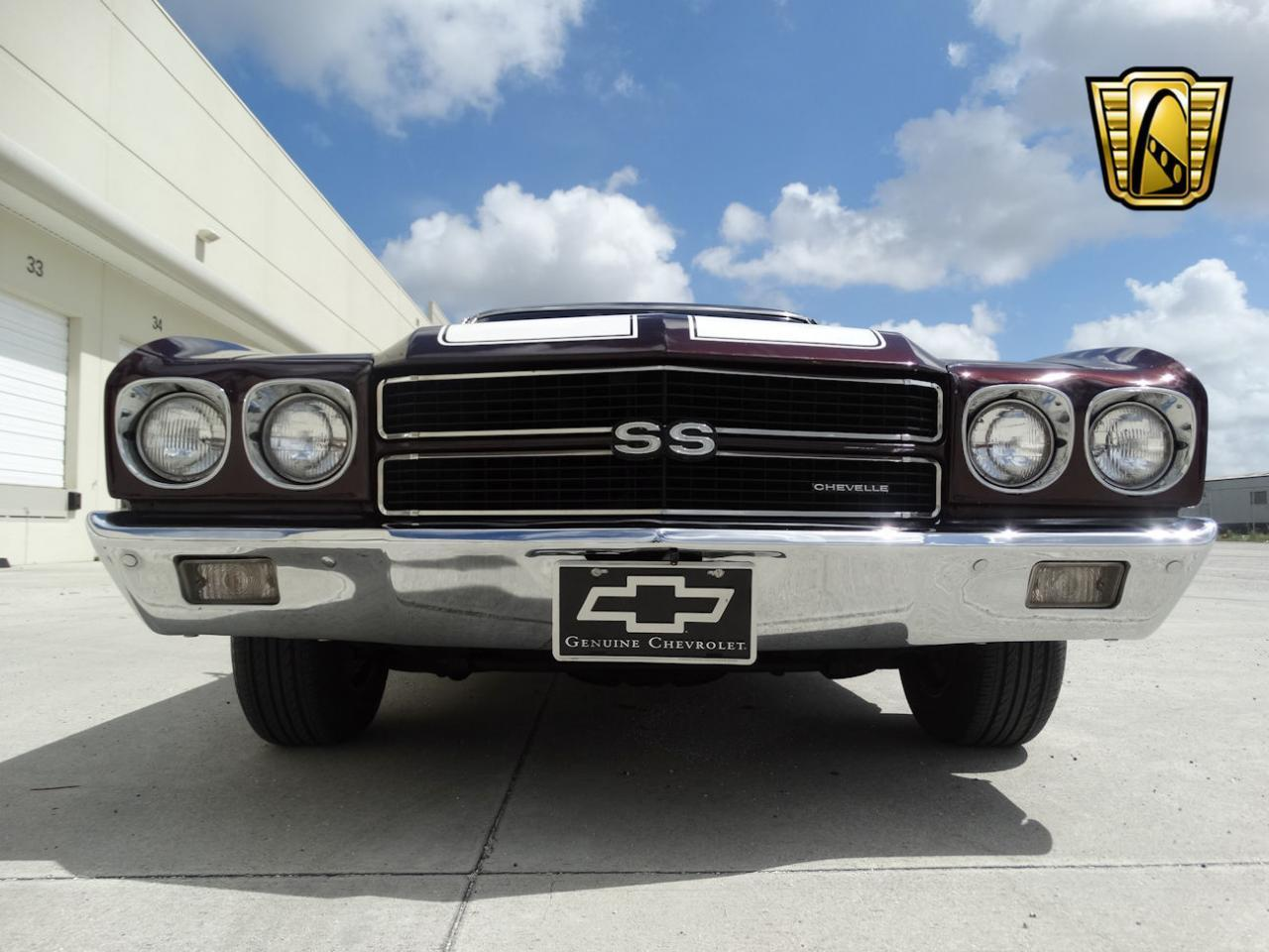 Large Picture of Classic 1970 Chevelle located in Florida - $32,595.00 Offered by Gateway Classic Cars - Fort Lauderdale - LC3E