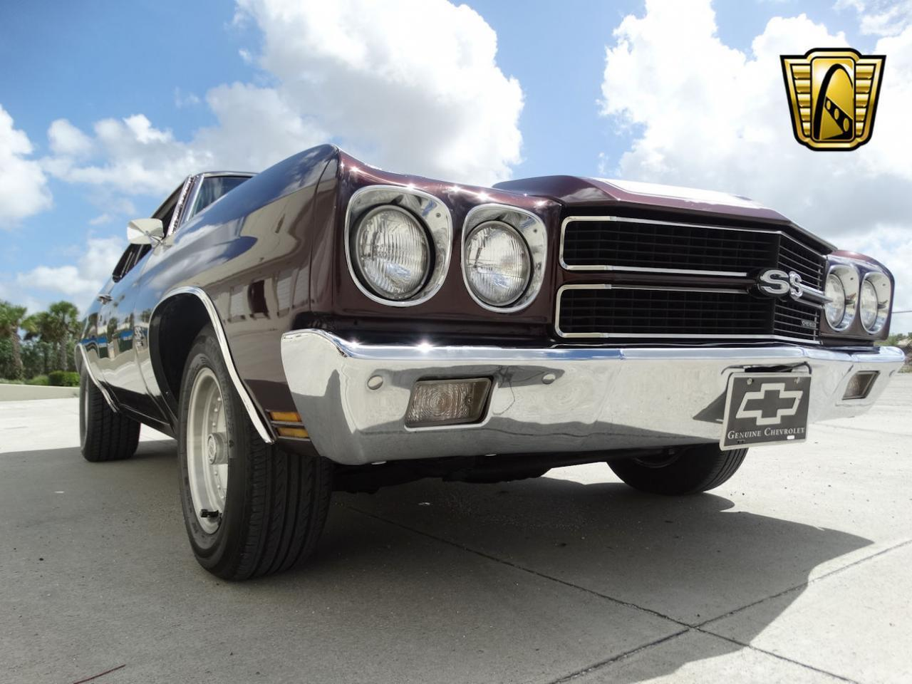 Large Picture of 1970 Chevrolet Chevelle located in Coral Springs Florida Offered by Gateway Classic Cars - Fort Lauderdale - LC3E