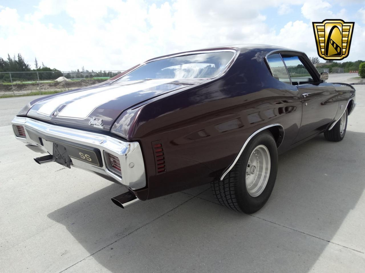 Large Picture of Classic '70 Chevelle Offered by Gateway Classic Cars - Fort Lauderdale - LC3E