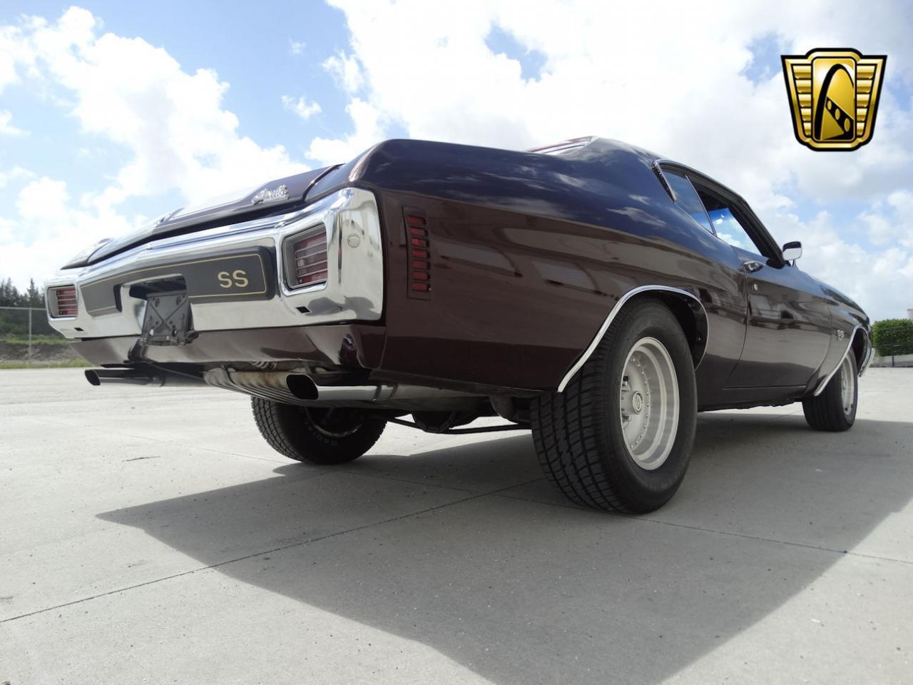 Large Picture of Classic 1970 Chevrolet Chevelle Offered by Gateway Classic Cars - Fort Lauderdale - LC3E