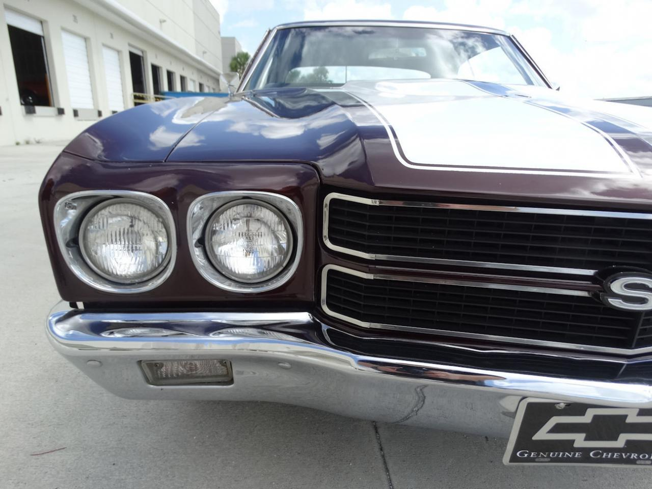 Large Picture of Classic '70 Chevrolet Chevelle located in Coral Springs Florida - LC3E