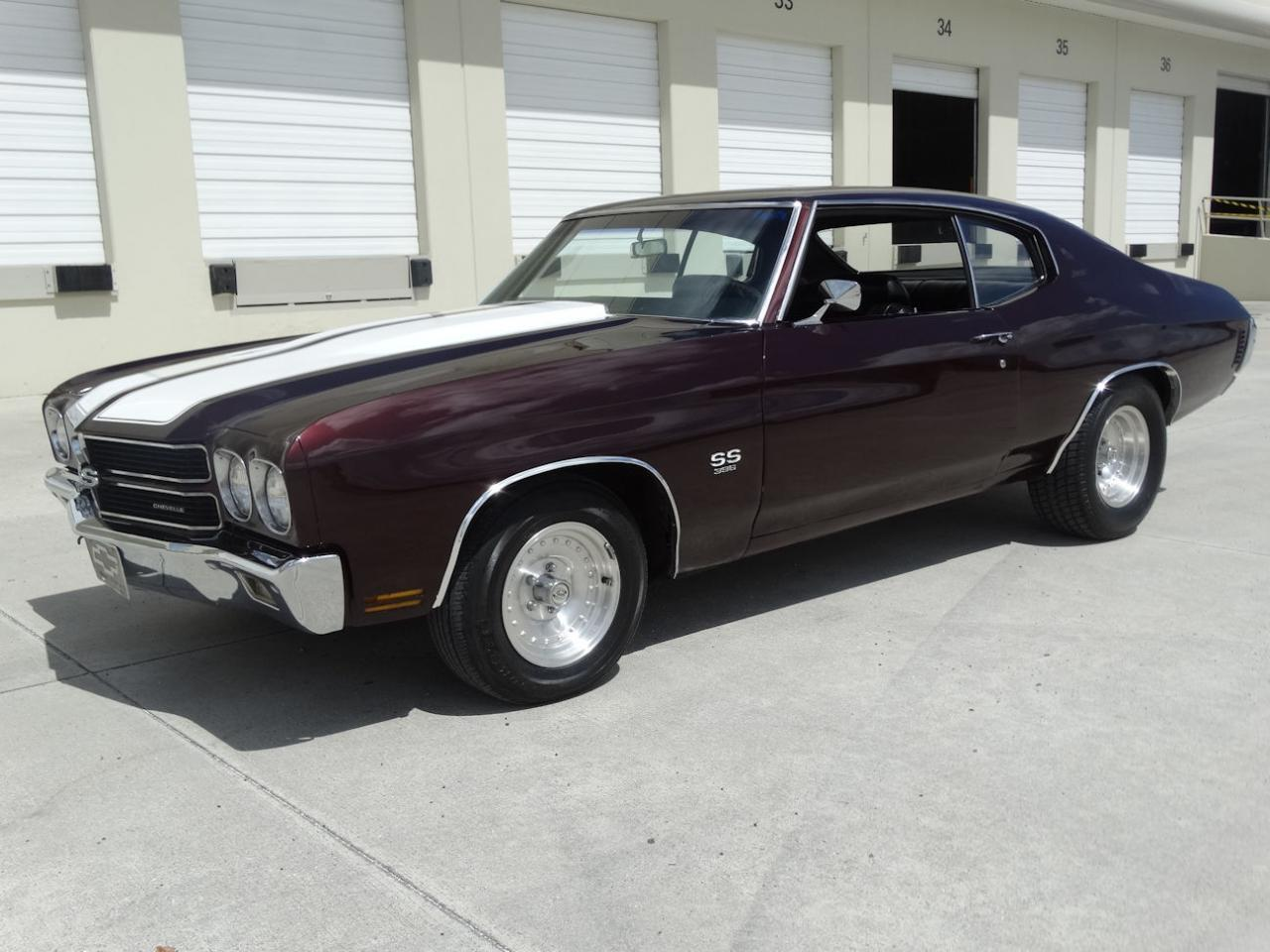Large Picture of '70 Chevelle located in Coral Springs Florida - LC3E